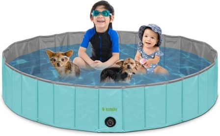 Kundu Round Heavy Duty PVC Outdoor Pool