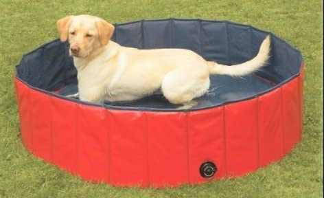 NACOCO Foldable PVC Dog Pool