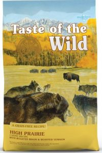 Taste of the Wild High Prairie Grain-Free Dry Dog Food