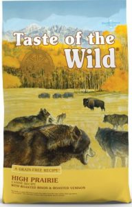 Taste of the Wild High Prairie Grain-Free Dry Dog Food - Overall Best Pick