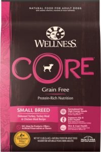 Wellness CORE Grain-Free Small Breed Turkey & Chicken Recipe Dry Dog Food