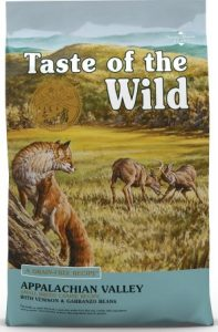 Taste of the Wild Appalachian Valley Small Breed Grain-Free Dry Dog Food - Popular Pick