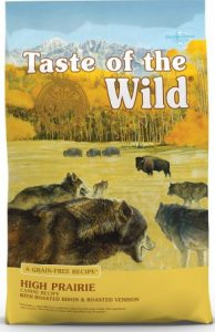 Taste of the Wild High Prairie Grain-Free Dry Dog Food - Popular Pick