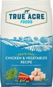 True Acre Foods Chicken & Vegetable Recipe Grain-Free Dry Dog Food