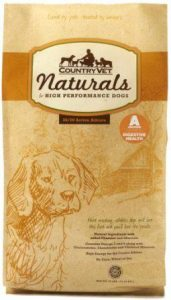 Country Vet Naturals Active Athlete Dog Food